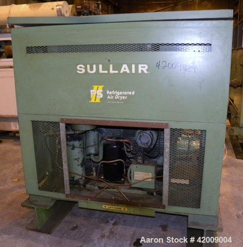 Used Sullair Refrigerated Air Dryer Model Psii