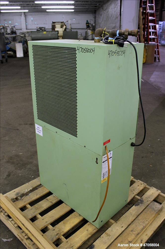 Used- Sullair Refrigerated Air Dryer, Model SRHT-50. Rated 40 cfm at 125 psi. Approximate 8.4oz charge of R134A. Serial# 022...
