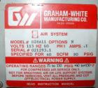 Used- Graham-White Manufacturing Company