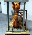 Used- Deltech Dual Desiccant Air Dyer, Model PSF1000-CFH. Dual dessicant chambers rated 150 psig maximum at 120 degrees F, w...