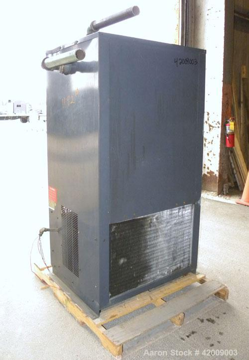 Used- Zeks Refrigerated Air Dryer, model 600HSCA400. Rated approximately  600 scfm at 38 deg F. Approximate working pressure...