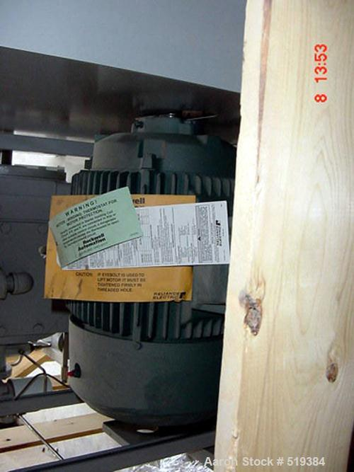 Unused-UNUSED: Pressure Products Industries nitrogen compressor, model 5180.130 psig max suction @ 100 deg F. Max discharge ...