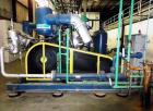 Used- Bellis Morcom High Pressure Air Compressor, WH-28 400HP