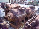 USED:York centrifugal refrigeration compressor, model 326A8. Approx2830 cfm, C3 gas, 12,390 rpm, 4160 volt; 19,700#/hour (17...