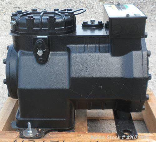 Used- Copeland Refrigerated Air Cooled Compressor, Model ERCA-020E-TAD