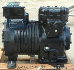 Used- Copeland  Refrigerated Air Cooled Compressor, Model LACA-032E-TAD-800