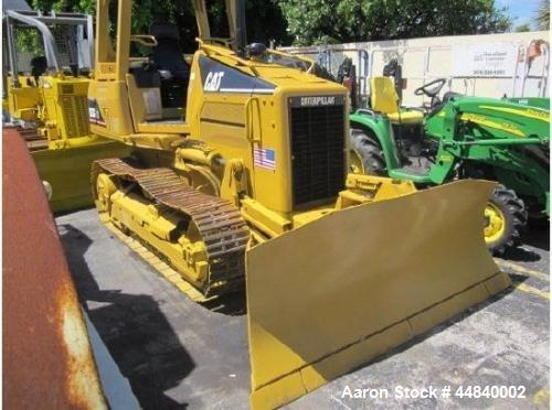 Used-Caterpillar D3 XL Dozer