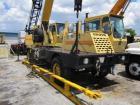 Used- 25 Ton Grove Crane Truck