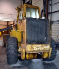 Used- Case Front End Loader, Model W20.  No hour meter on console.