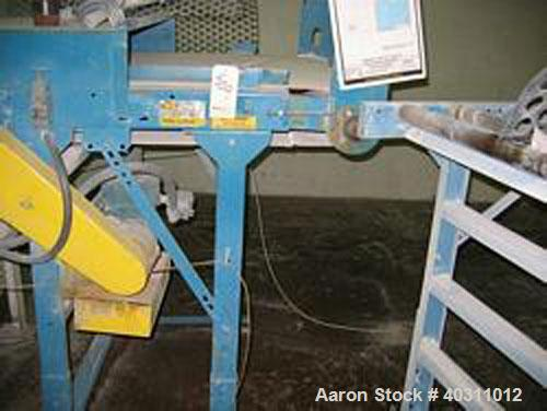 Used-Belt conveyor. (Part of stock number 40311013)