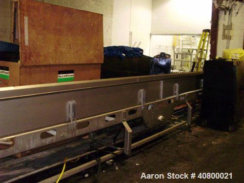 Used-Deoiler Conveyor