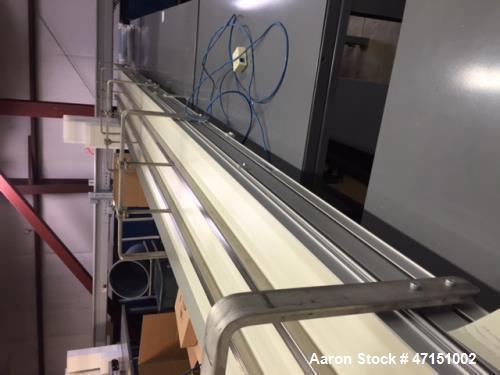 Used- Dorner Table-Top Belt Conveyor System