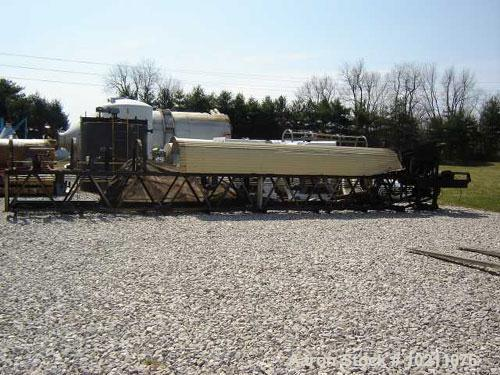 Used- Radial Stacker Belt Conveyor