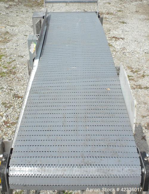Used- Table Top Belt Conveyor