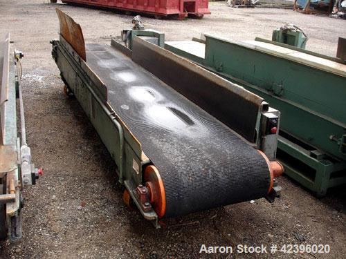 Used- Carbon Steel Belt Conveyor