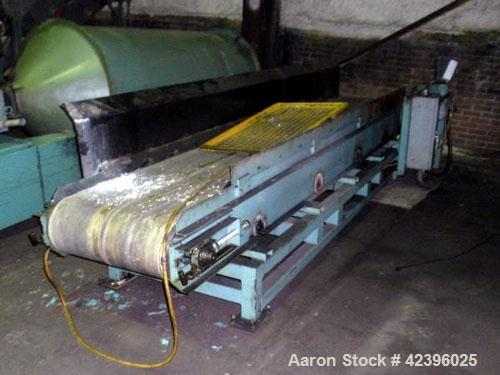 Used- Carbon Steel Belt Conveyor