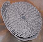 Used- Heat And Control Deoiler Belt Conveyor, Model CV-BT-PL, 304 Stainless Steel. 18