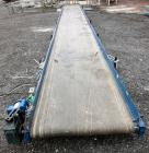 Used- LaRos Belt Conveyor, Model E-507-42-36.00. 40