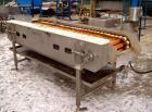 Used- Motorized Roller Conveyor. 24