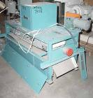 USED: Thayer belt weigh feeder, model MXL-13TM-I. Capacity 500-800pounds an hour. 13