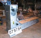 Used- Meyer S-Type Bucket Conveying Elevator, Model PA-252-9-S, Carbon Steel Frame. 108