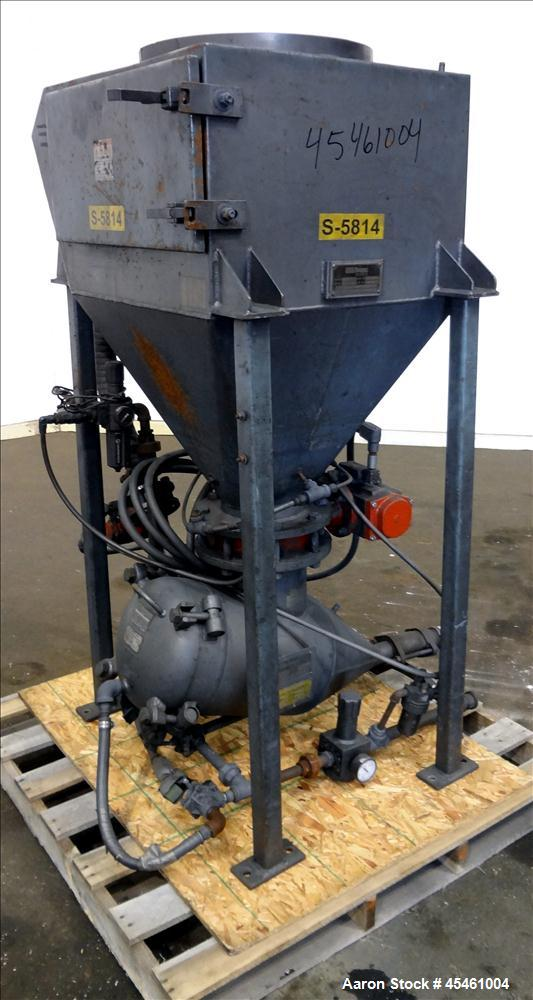 Used-Young Industries Multi-Phase Pump, Model 208-125
