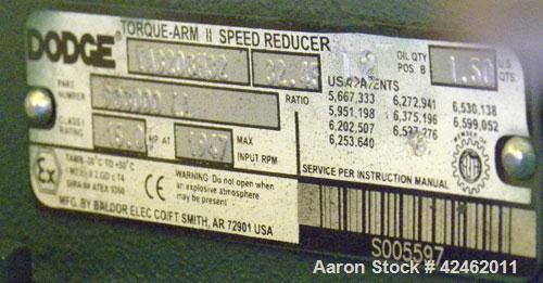 "Unused- Goodman Conveyor Company Screw Conveyor, Carbon Steel. 9"" Diameter x 85"" long x 4-1/2'' pitch screw, 10"" wide trough..."