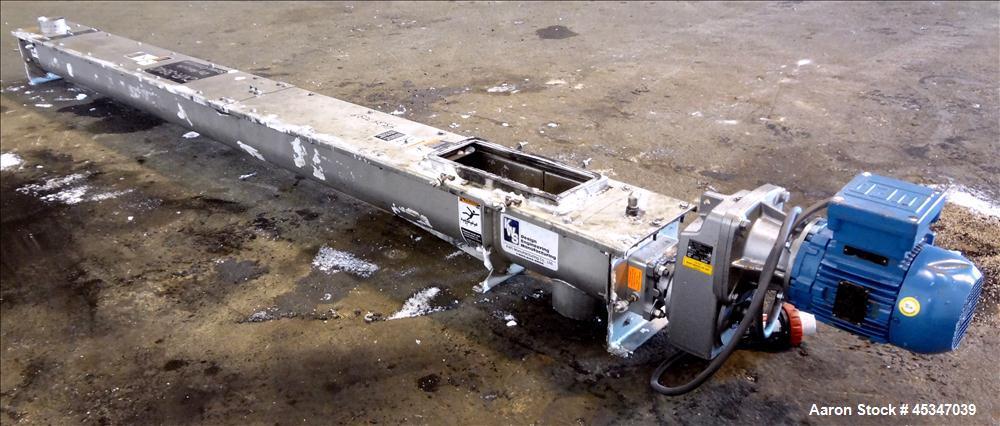 Used- Screw Conveyor