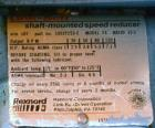 Used- FMC Horizontal Screw Conveyor, 304 Stainless Steel. Approximate 9