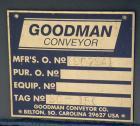 Unused- Goodman Conveyor Company Screw Conveyor, Carbon Steel. 9