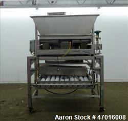 Used- Allen Vibratory Conveyor, Model 70540-1.