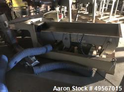 Used-Eriez Vibrating Conveyor.