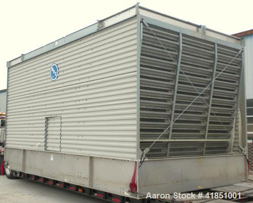 Used- Baltimore Aircoil Series 3000 Induced Draft, Crossflow Single Cell Cooling Tower, Nominal 550 Tons, Model 33568WST. Fi...