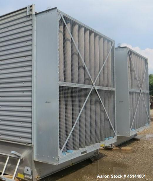 BAC Stainless Steel Cooling Tower, Model 3455A-MM-2/QX