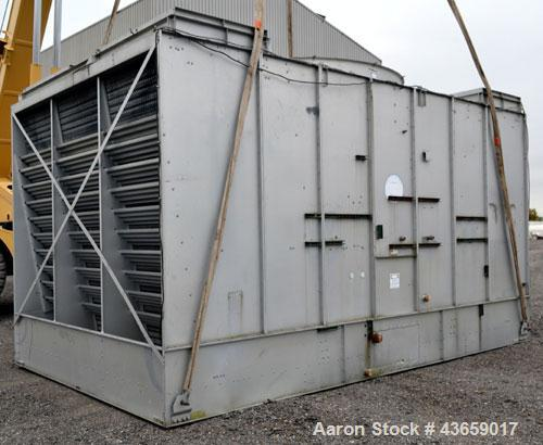 Used- 517 Ton Baltimore Aircoil Series Single Cell Cooling Tower, Model 3766 2MC
