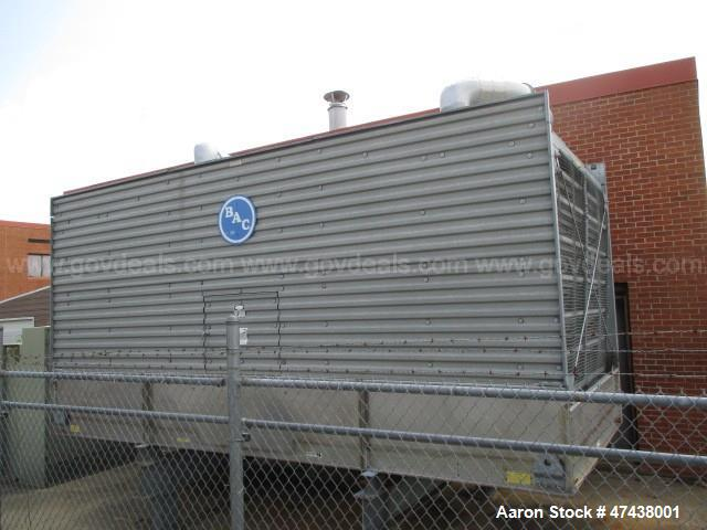Used- Baltimore Air Coil Cooling Tower, Model 3299A