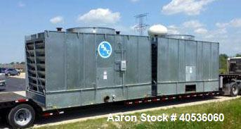 Used- Baltimore Air Coil Counter-Flow Cooling Tower, Model 3379A.