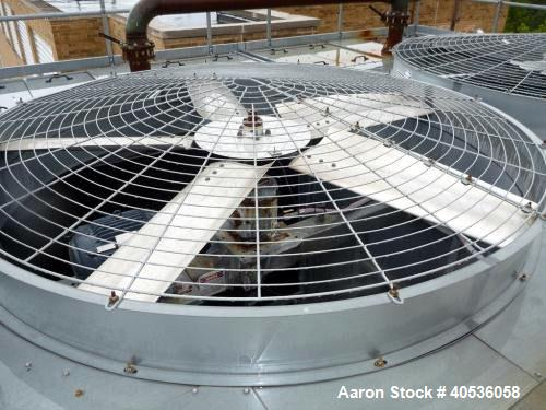 Used- Baltimore Air Coil Cooling Tower, Model 3436A.