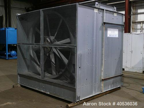 Used-Baltimore Air Coil 115 ton, model FXT115C, cross flow cooling tower.