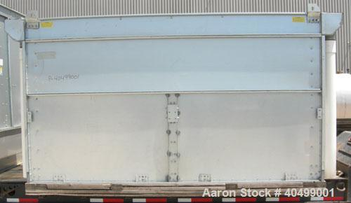 Unused: BAC (Baltimore Air Coil) Cooling Tower, 175 ton cooling capacity, model FXV-L642/LW closed circuit tower unit. Rated...