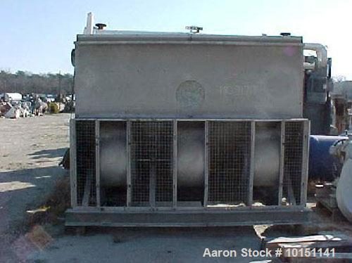 Used- 60 Ton Baltimore Air Coil Cooling Tower, Model VNT-60A
