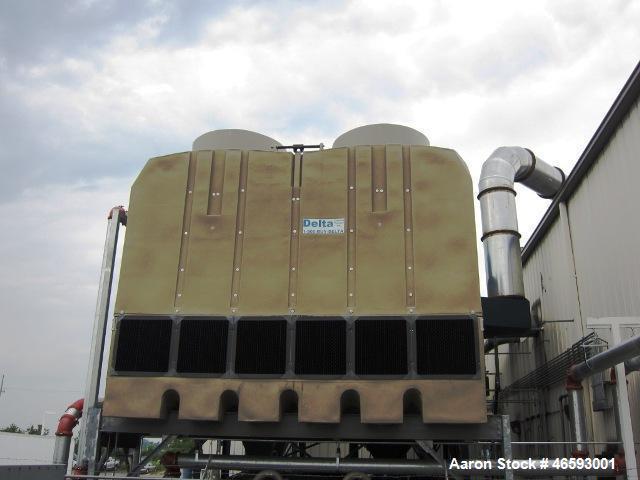 Unused - Delta Fiberglass Cooling Tower