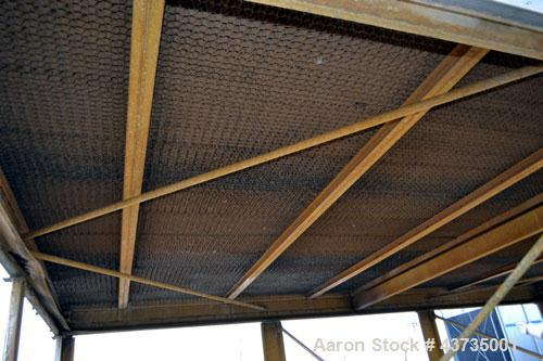 Used- Evapco Induced Draft Cooling Tower, Model AT 24-918B