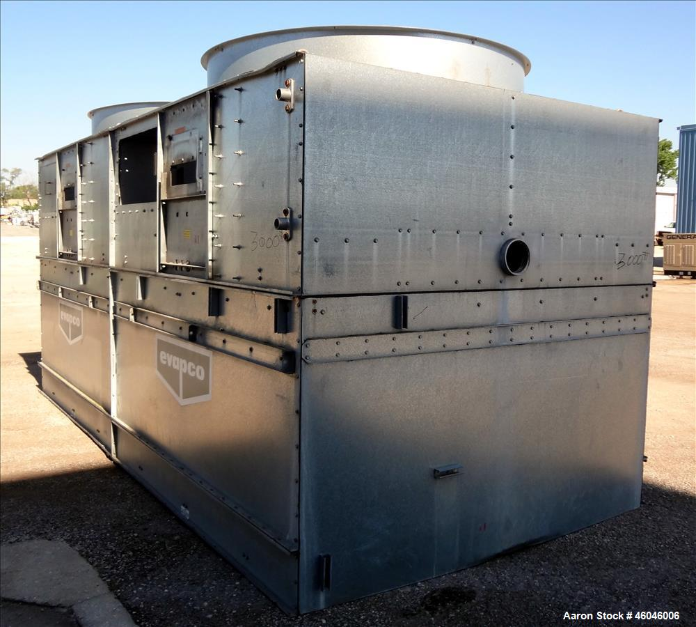 Used- Evapco Cooling Tower, 300 Ton capacity.