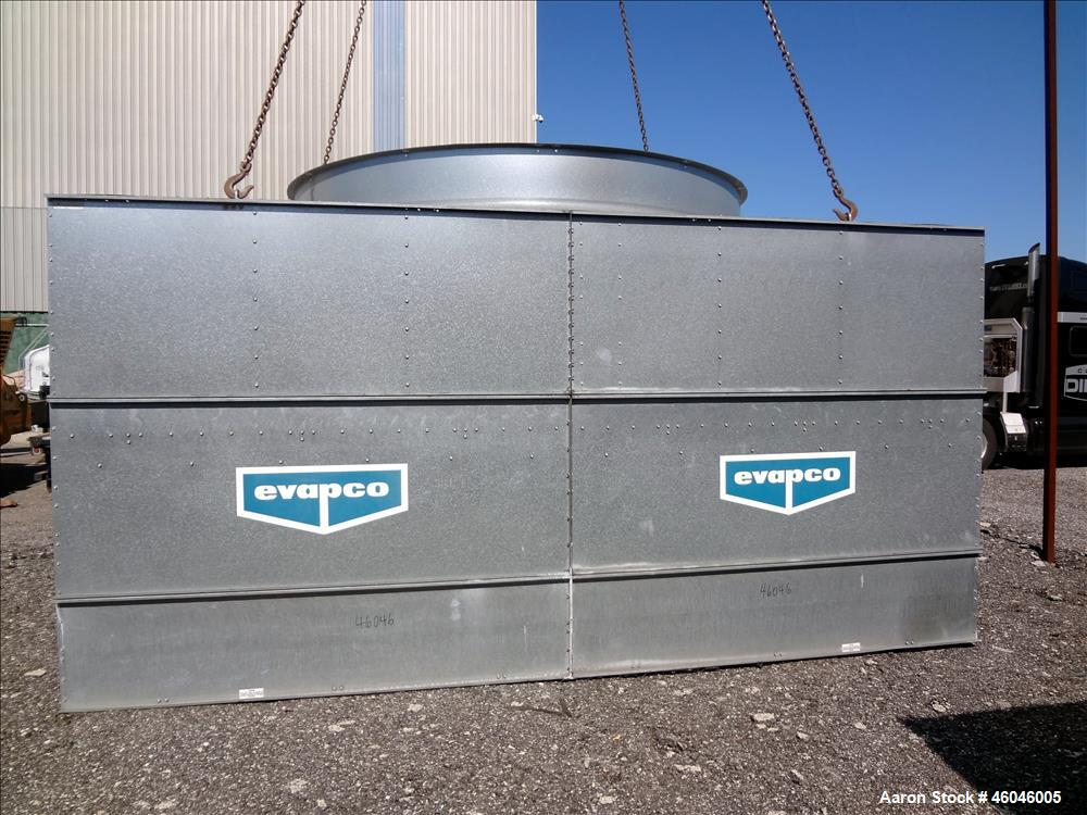 Used- Evapco Cooling Tower, Model ESW-216-45N.