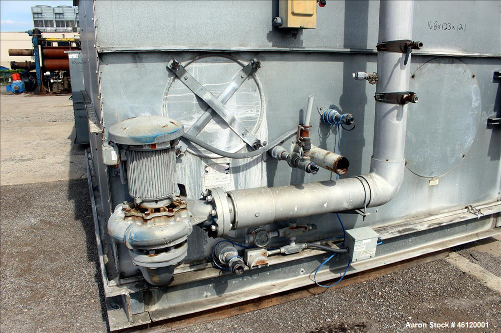 Used- Evapco LSCB Single Cell Evaporative Condenser