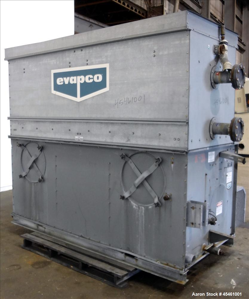 Used- 60 Ton Evapco Closed Circuit Cooling Tower, Model LSWA 30A