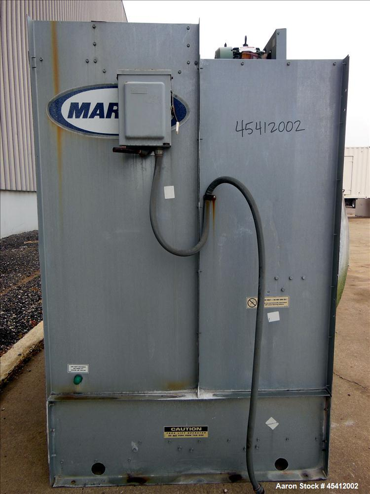 Used- Marley Series Aquatower Single Cell Cooling Tower, Model 4842