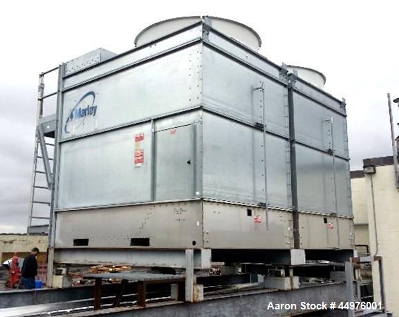 Used- Marley AV Series Single Cell Open Loop Cooling Tower, Model AV-61011