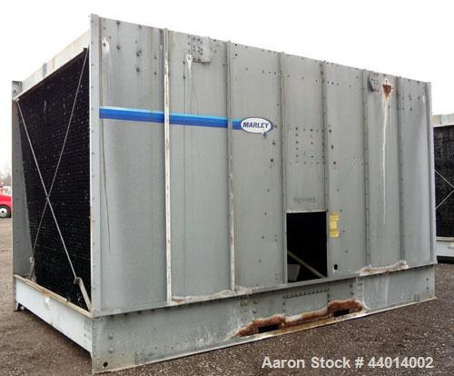 Used- 613 Ton Marley Series Single Cell Cooling Tower, Model N222-613